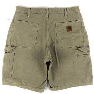 Men's Carhartt Carpenter Duck Canvas Shorts